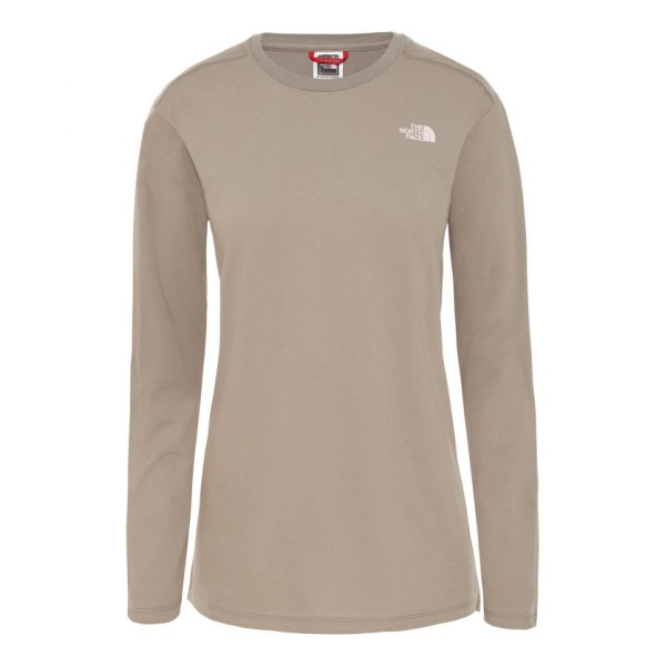 Футболка The North Face Simple Dome Long Sleeve женская