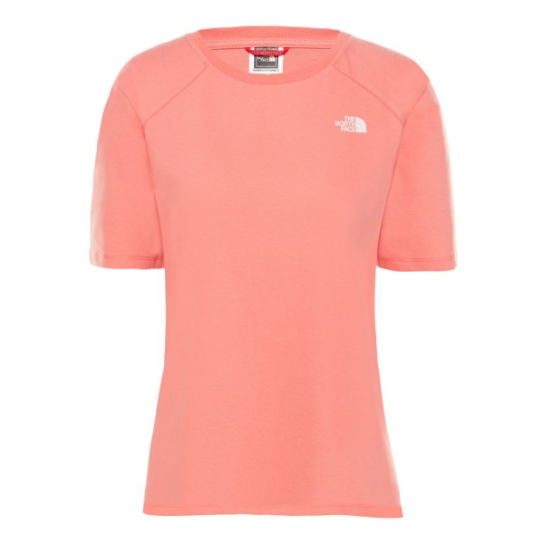 Футболка The North Face The North Face Premium Simple Dome S/S женская футболка женская the north face w s s simple dom tee цвет бирюзовый t0a3h6zcv размер xs 40