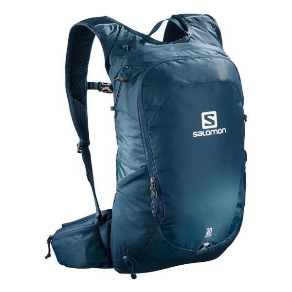 Рюкзак Salomon Salomon Trailblazer 20 синий 20л