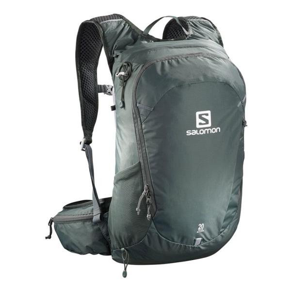 Рюкзак Salomon Salomon Trailblazer 20 серый 20л
