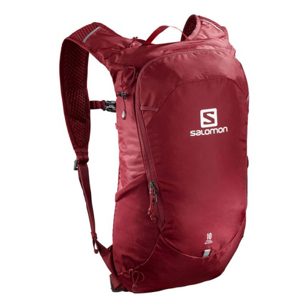 Рюкзак Salomon Salomon Trailblazer 10 красный 10л