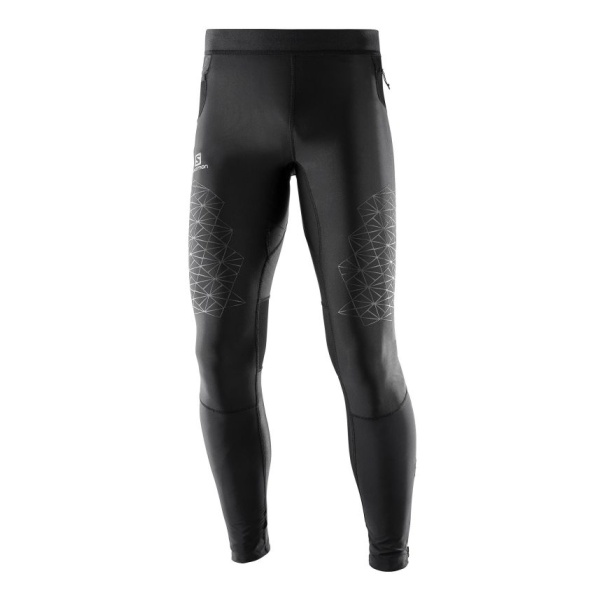 Тайтсы Salomon Salomon Fast Wing Long Tight M цена