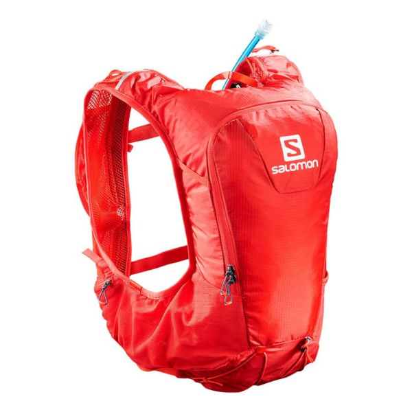 Рюкзак Salomon Salomon Bag Skin Pro 10 Set красный 10л