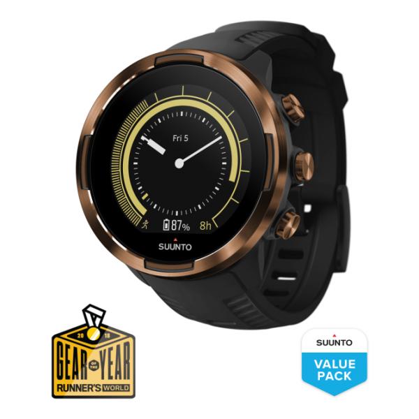Часы Suunto 9 Baro Copper  - купить со скидкой