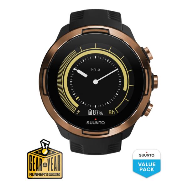 Купить Часы Suunto 9 Baro Copper