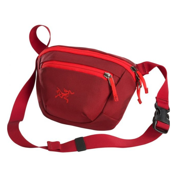 Сумка на пояс Arcteryx Arcteryx Maka 1 Waistpack красный 1.5л сумка на пояс arcteryx arcteryx maka 2 черный 2л