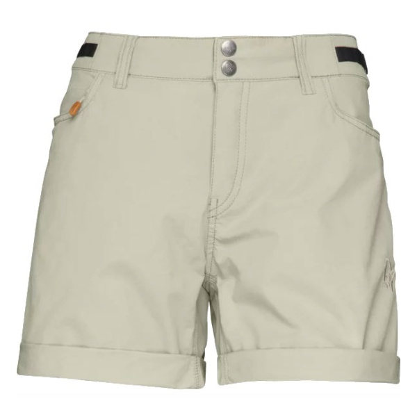Шорты Norrona Svalbard Light Cotton Shorts женские