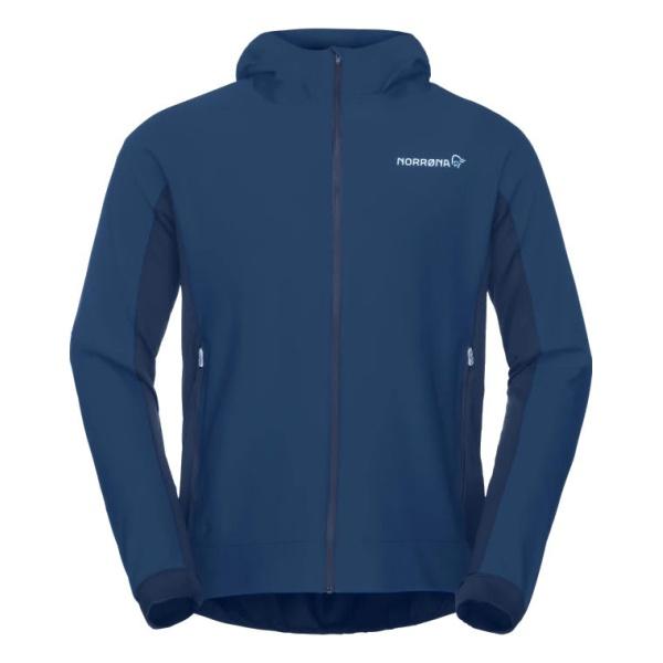 Куртка Norrona Norrona Bitihorn Windstopper Zip-Hood куртка norrona norrona falketing gore tex женская