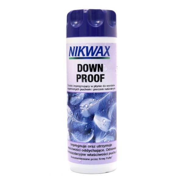 где купить Пропитка водоотталкивающая для пуха Nikwax Nikwax Down Proof 300мл дешево