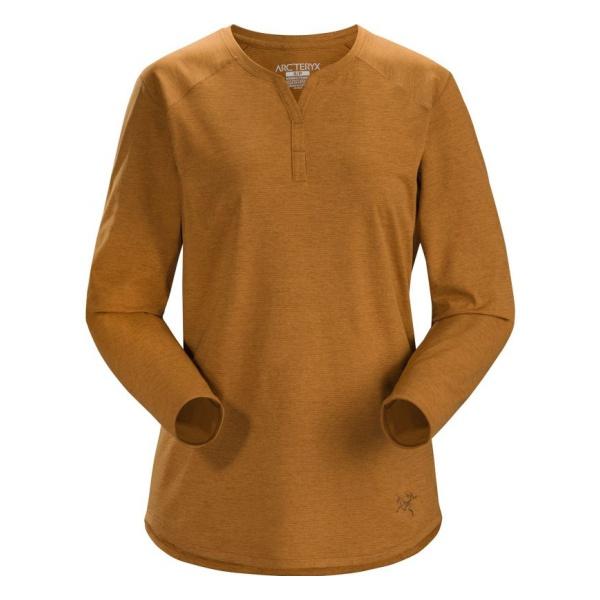 Купить Футболка Arcteryx Kadem Long-Sleeved женская