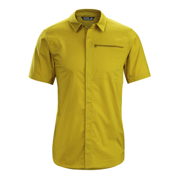 Рубашка Arcteryx Arcteryx Kaslo Shirt SS все цены
