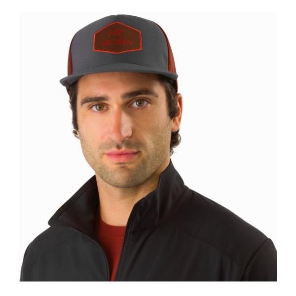 Купить Кепка Arcteryx Hexagonal Trucker Hat