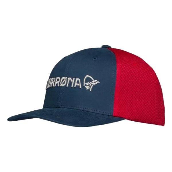 Кепка Norrona Norrona /29 3D Mesh Flexfit Cap темно-синий L/XL футболка norrona norrona 29 cotton powder skier t shirt
