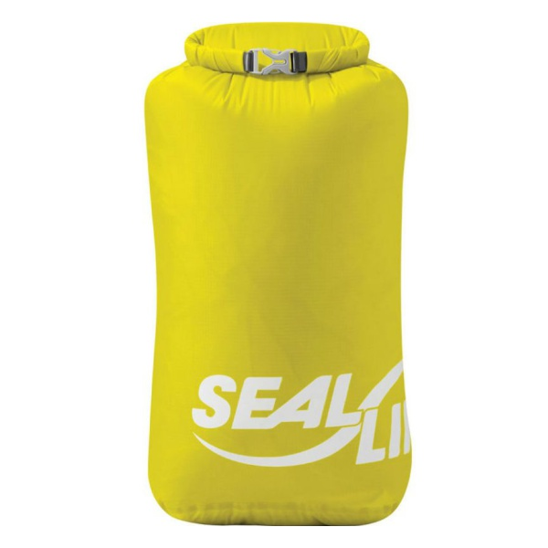Гермомешок SealLine Sealline Blockerlite Dry 15L желтый 15л