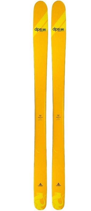 Горные лыжи DPS Wailer A100 RP желтый (20/21)