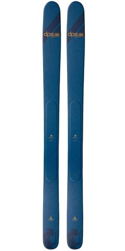 Горные лыжи DPS Wailer A110 C2 голубой (20/21)