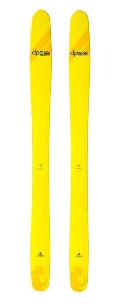 Горные лыжи DPS Wailer A112 RP желтый (20/21)