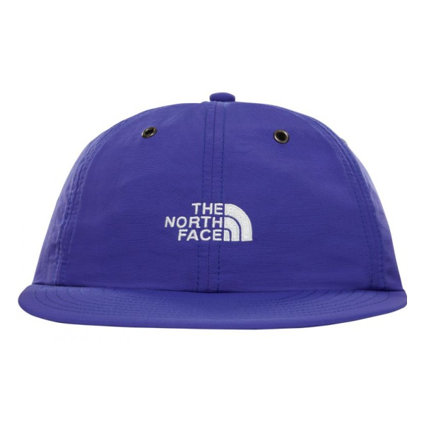 Кепка The North Face The North Face Throwback Tech Hat синий ONE кепка the north face the north face mudder trucker hat темно красный os