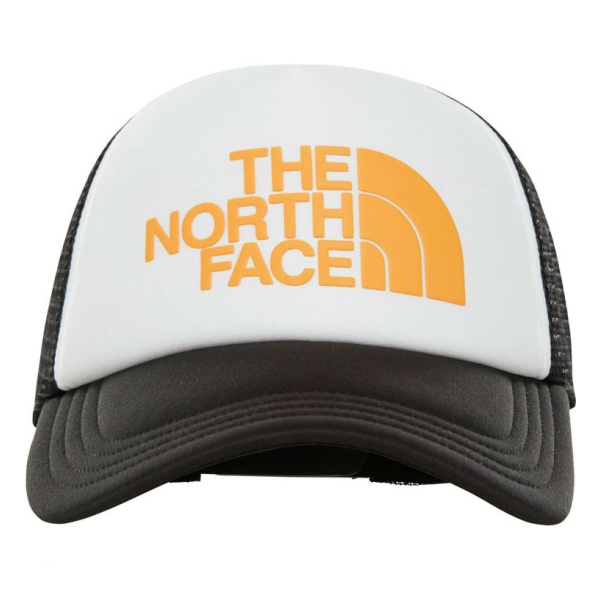 Кепка The North Face The North Face TNF Logo Trucker белый ONE кепка the north face the north face mudder trucker hat темно красный os