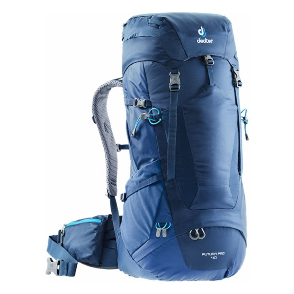 Рюкзак Deuter Deuter Futura Pro 40 темно-синий 40л цена