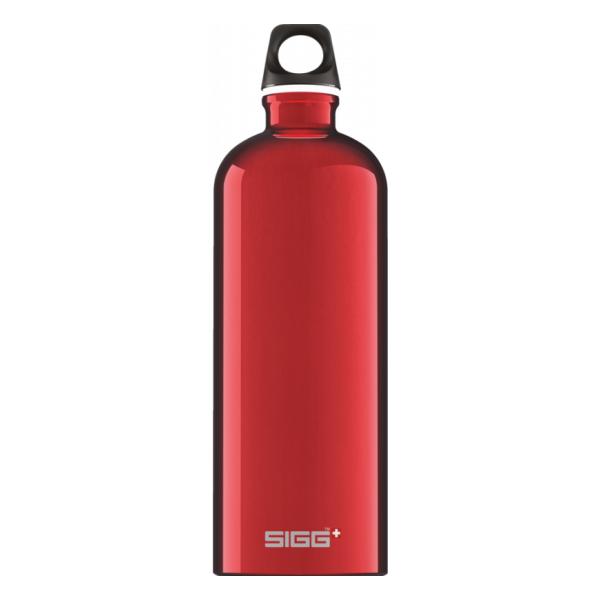 Фото - Бутылка для воды SIGG Sigg Traveller 1L красный 1Л бутылка для воды sigg sigg leaf 1л