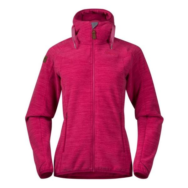 Куртка Bergans Hareid Fleece женская