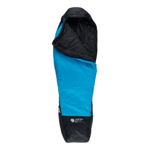 Спальник Mountain Hardwear Mountain Hardwear Lamina 30F/-1C Long Adult Sleeping Bag голубой LONG