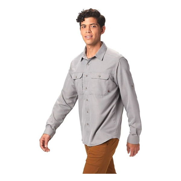 Рубашка Mountain Hardwear Canyon Long-Sleeve Shirt