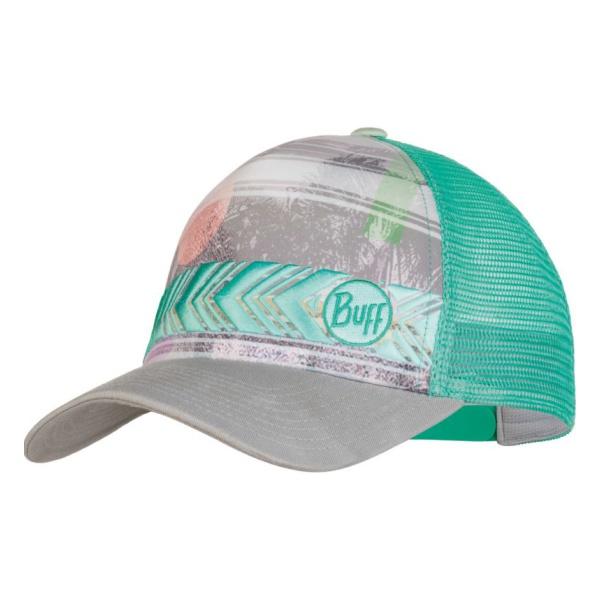 Кепка BUFF Buff Trucker Cap светло-зеленый ONESIZE