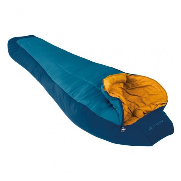 Спальник Vaude Sioux 800 Mummy синий RIGHT