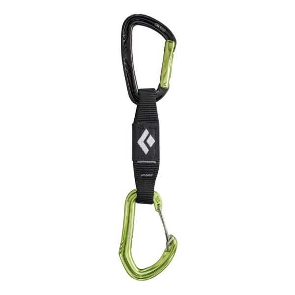 Оттяжка Black Diamond Black Diamond Livewire Quickdraw 12 cm 12см карабин black diamond black diamond vaporlock screwgate carabiner