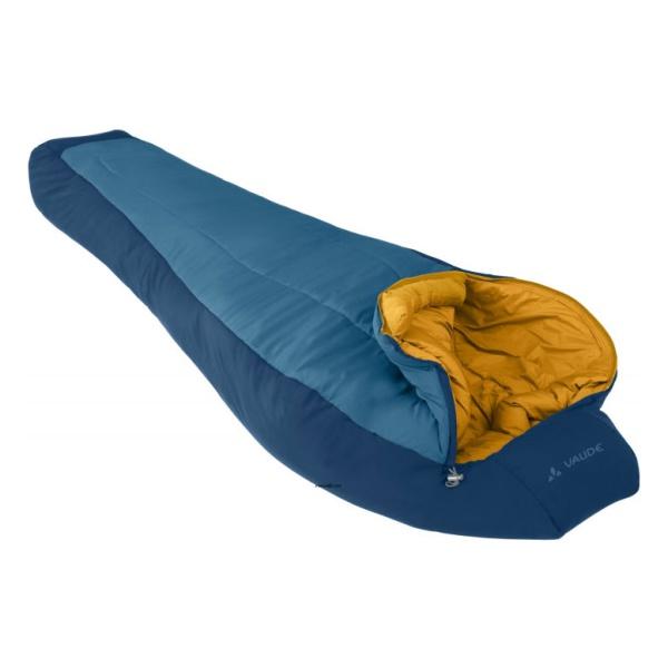 Спальник Vaude Sioux 400 Mummy синий прав