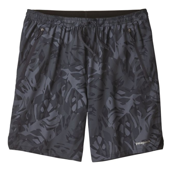 цена Шорты Patagonia Patagonia Nine Trails Shorts - 8 In онлайн в 2017 году