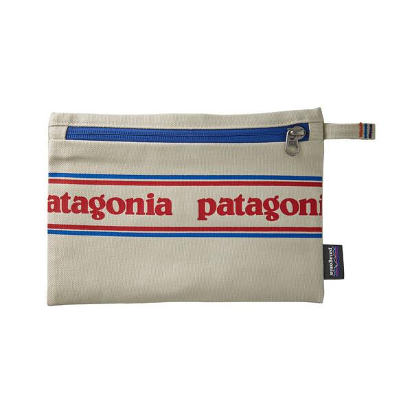 Фото - Сумка Patagonia Patagonia Zippered Pouch серый ONE шапка patagonia patagonia vintage town черный one