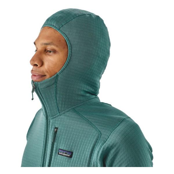 Купить Куртка Patagonia R1 Full-Zip Hoody