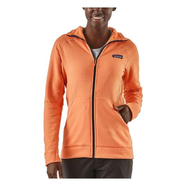 Купить Куртка Patagonia R1 Full-Zip Hoody женская