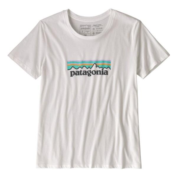 Футболка Patagonia Patagonia Pastel P-6 Logo Organic Crew T-Shirt женская футболка patagonia patagonia l s p 6 logo responsibili tee