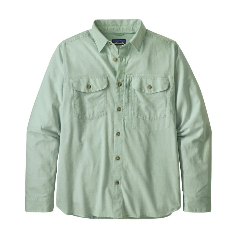 Рубашка Patagonia Long-Sleeved Cayo Largo II