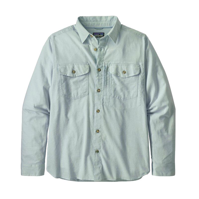 Рубашка Patagonia Long-Sleeved Cayo Largo II