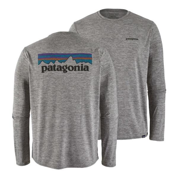 Футболка Patagonia Long-Sleeved Capilene Cool Daily Graphic Shirt