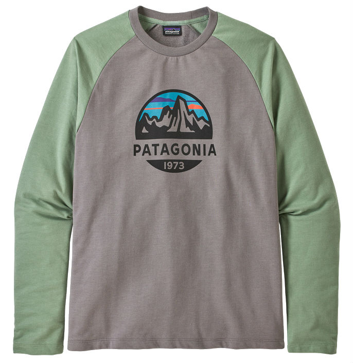 Свитер Patagonia Fitz Roy Scope Lw Crew Sweatshirt