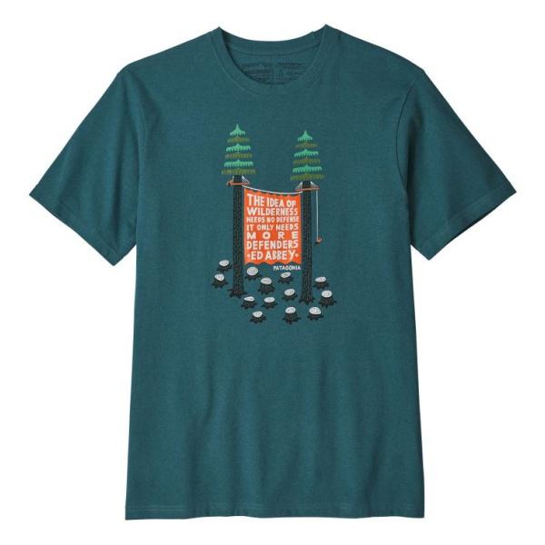 Футболка Patagonia Patagonia Treesitters Responsibili-Tee футболка patagonia patagonia l s pastel p 6 logo responsibili tee женская
