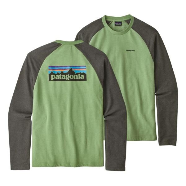Футболка Patagonia Patagonia P-6 Logo LW Crew Sweatshirt футболка patagonia patagonia l s pastel p 6 logo responsibili tee женская