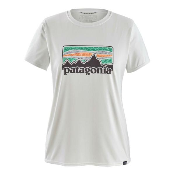 Футболка Patagonia Patagonia Cap Cool Daily Graphic Shirt женская футболка patagonia patagonia capilene midweight crew женская
