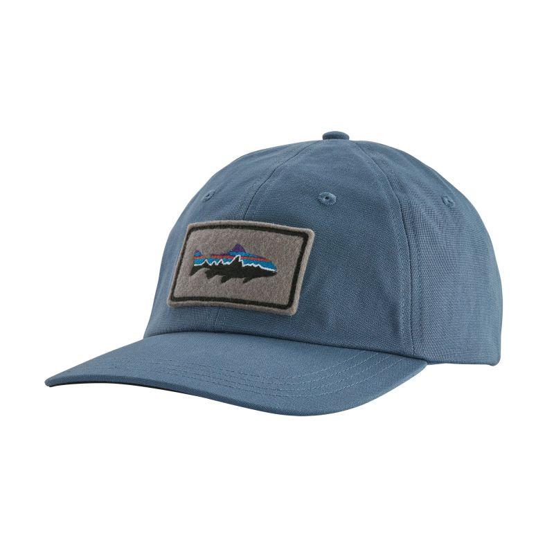 Купить Бейсболка Patagonia Fitz Roy Trout Patch Trad Cap