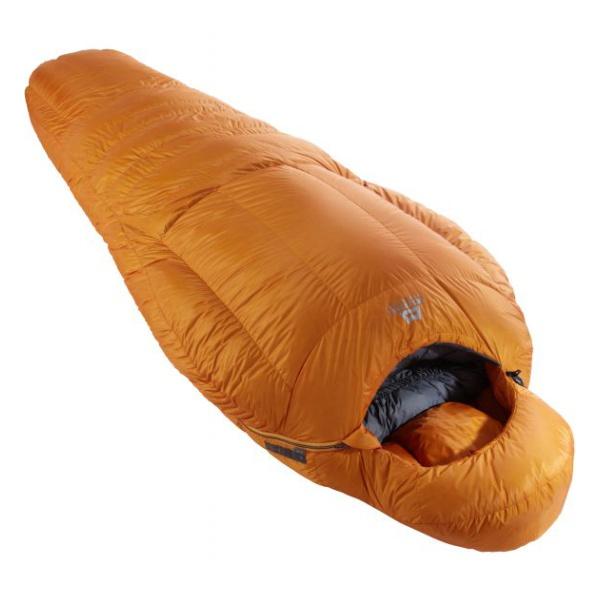 Мешок спальный Mountain Equipment Iceline Long оранжевый LZ