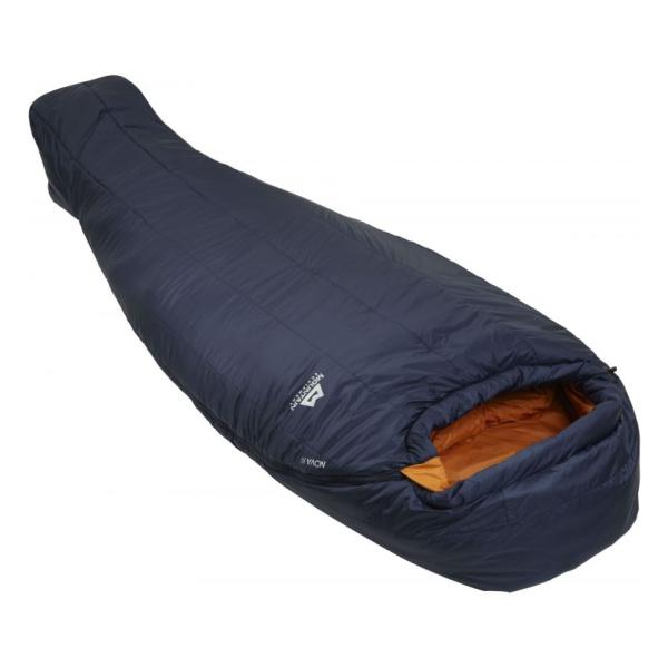 Мешок спальный Mountain Equipment Nova III Long темно-синий LZ