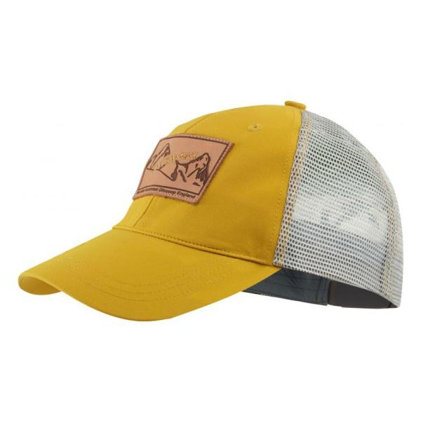 Кепка Mountain Equipment Fitzroy Cap желтый ONE