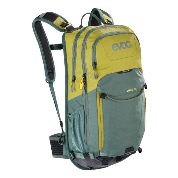 Рюкзак EVOC Evoc Stage 18l светло-зеленый 18л цена