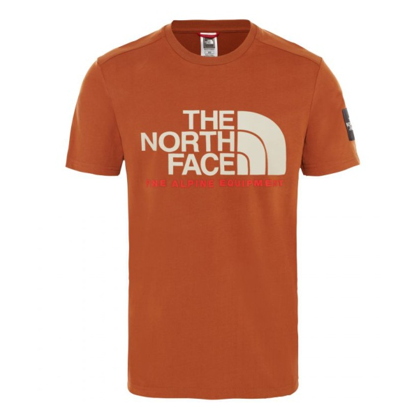 Футболка The North Face The North Face Fine Alpine SS футболка the north face the north face ss simple dome tee